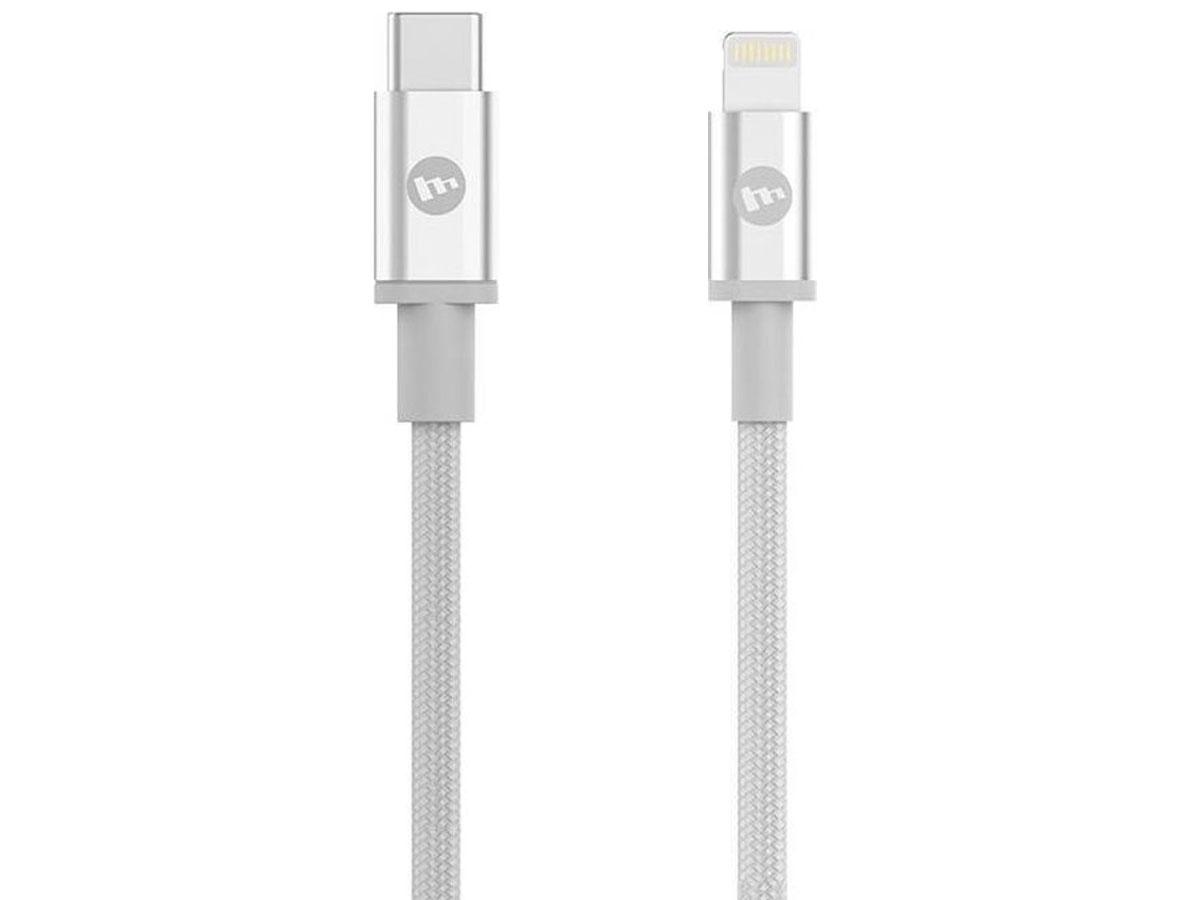 Mophie USB-C naar Lightning Kabel 100cm Wit