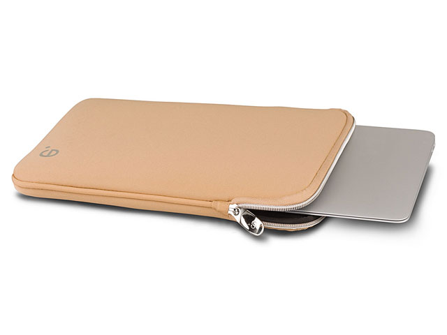 be.ez La Robe Tan Series - Sleeve voor MacBook Air (11 inch)