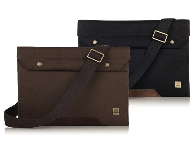 Knomo Argal Slim Messenger - Laptoptas (13 inch)