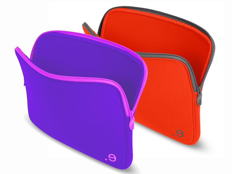 be-ez La Robe Sunset - MacBook Air/Pro 13 inch Sleeve Oranje