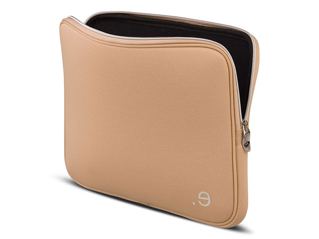 be.ez La Robe 'Tan' Series - Sleeve voor MacBook Pro 13''