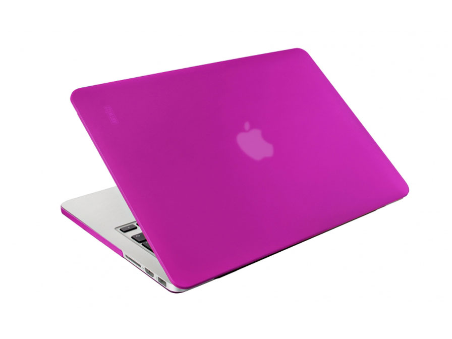 Artwizz Rubber Clip - Hard Case voor MacBook Pro Retina (13 inch)