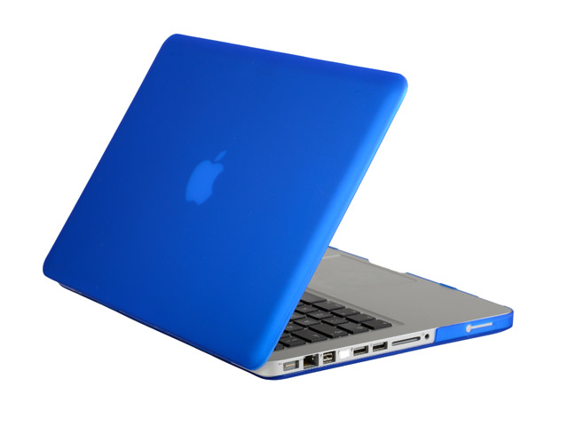 Gecko Frost Cover Primary Colors voor MacBook Pro (15 inch)