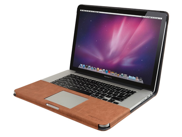 Decoded Vintage Leren Slim Cover Voor Macbook Pro Retina