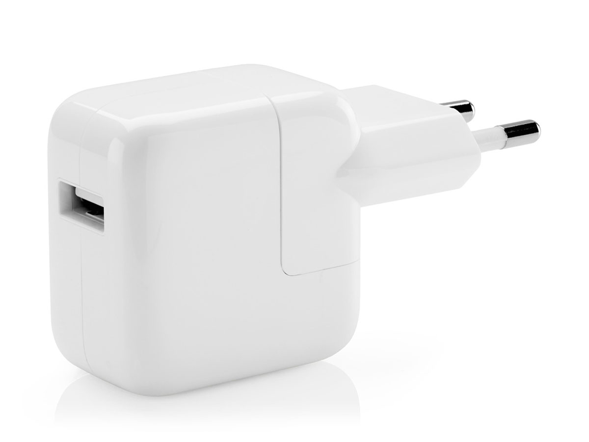 Apple 2.4A USB Power Adapter - Oplader voor iPad/iPhone
