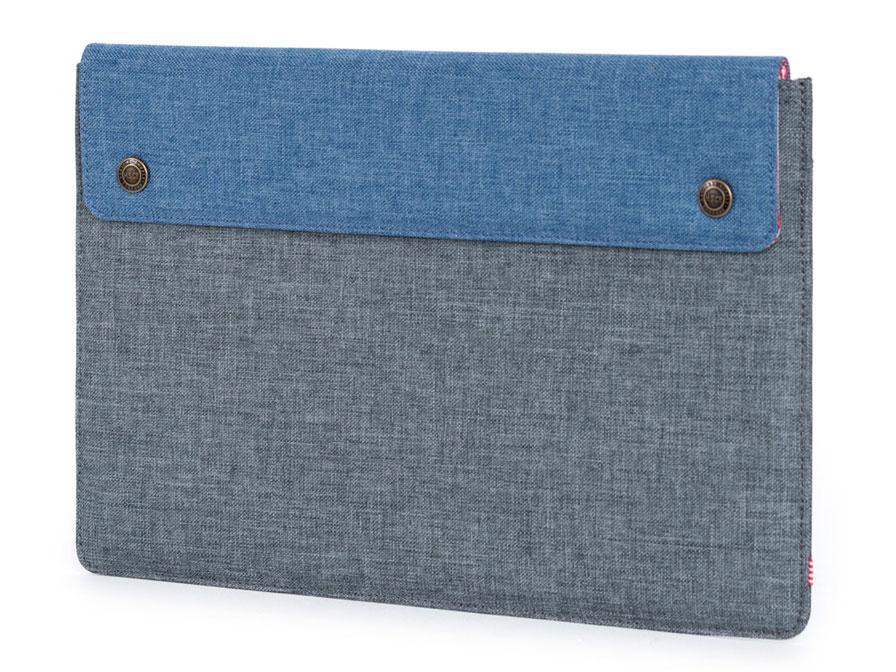 """Herschel Spokane - MacBook Air 11"""" Sleeve (Charcoal) Grijs"""
