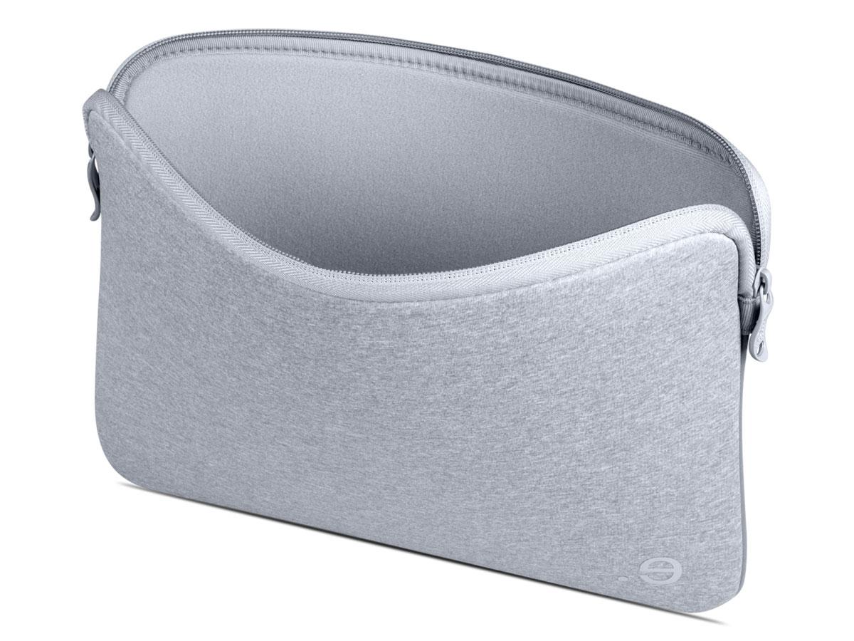 "be-ez LA Robe Mix-Grey - MacBook Pro 15"" (USB-C) Sleeve Grijs"
