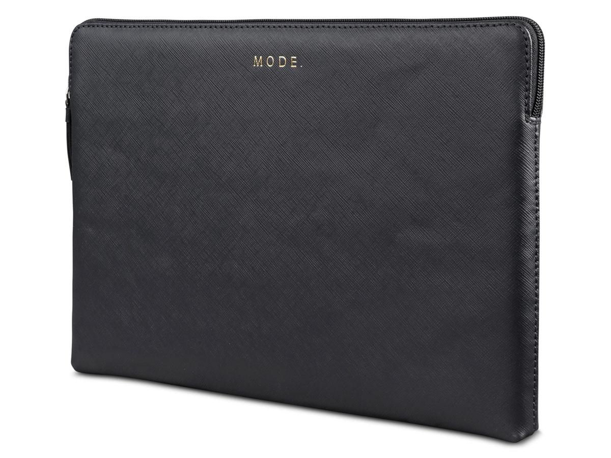 "MODE. Paris Night Black - MacBook Air/Pro 13"" (USB-C) Sleeve Zwart"