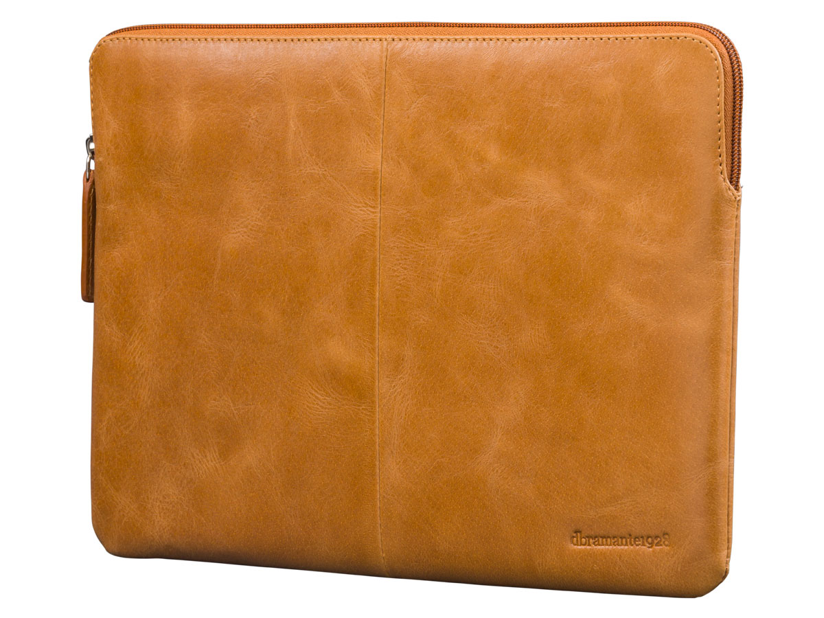 Dbramante1928 Skagen Sleeve Tan Leer - MacBook Pro 16