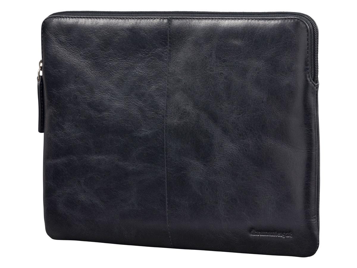 Dbramante1928 Skagen Sleeve Zwart Leer - MacBook Pro 16