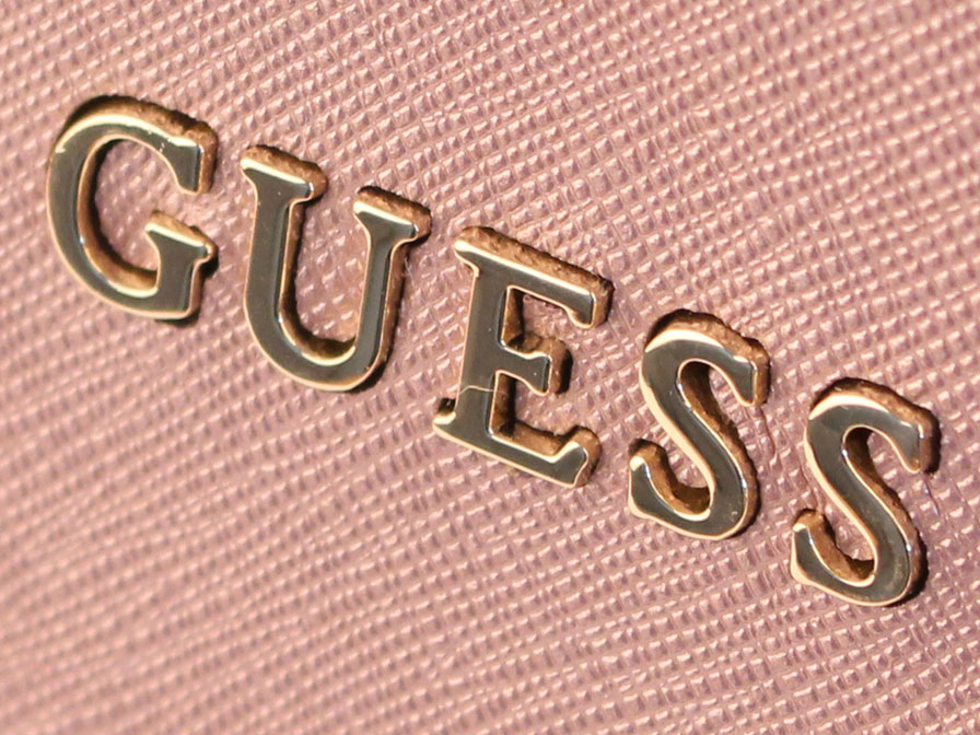 Guess Saffiano Laptop Sleeve - 15 inch MacBook Hoes