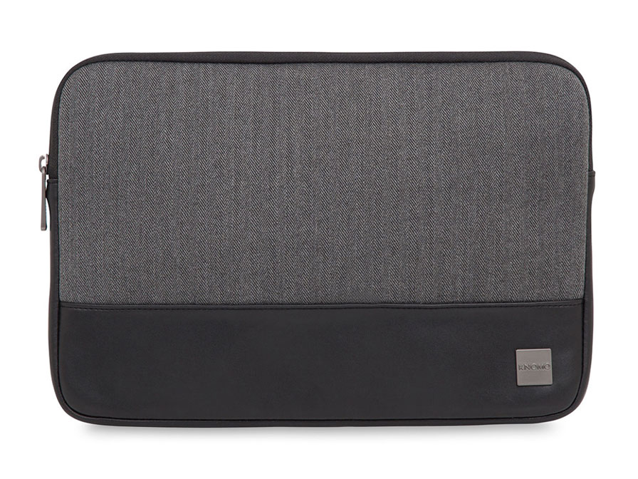Knomo Herringbone Sleeve - MacBook Air/Pro 13 inch Hoes