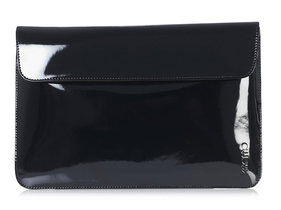 Knomo Patent Leather Sleeve - MacBook Air 11