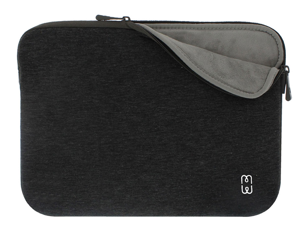 "MW Fitted Sleeve Shade Anthracite - MacBook Pro 16"" Hoes Donkergrijs"