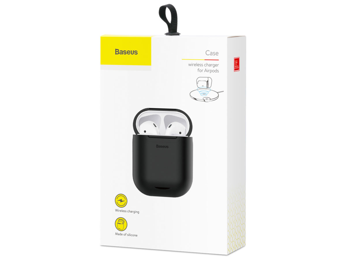 Baseus Wireless Charging Qi Skin AirPods Case Hoesje