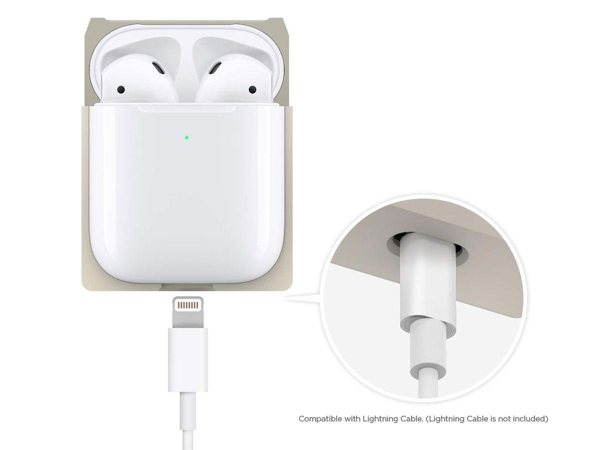Elago Retro Case Macintosh - AirPods Charging Case Hoesje