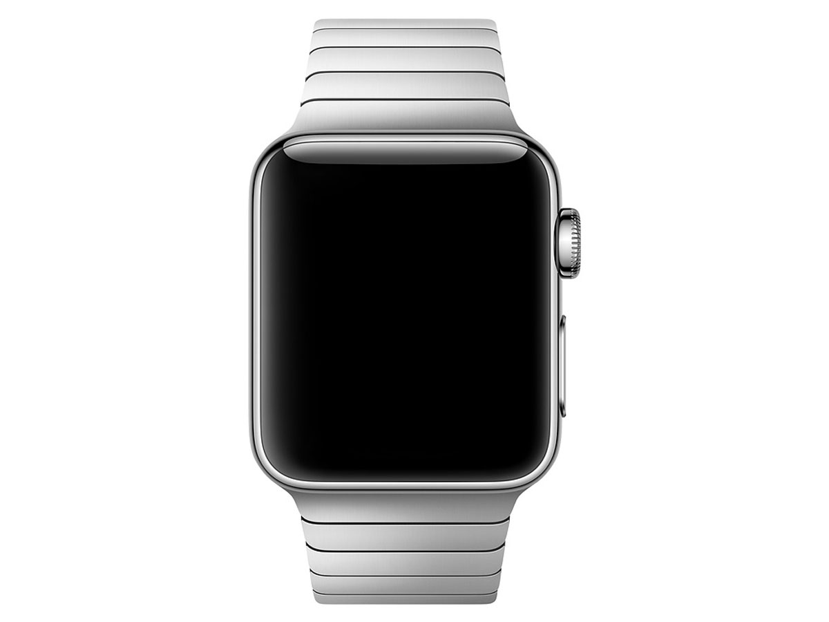 Apple Silver Link Bracelet - Apple Watch 38/40mm Schakelarmband