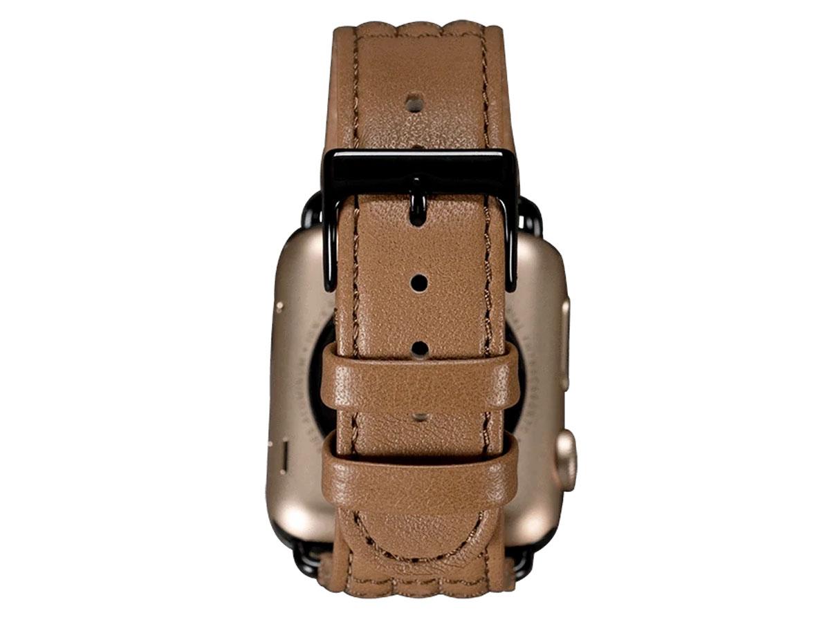 Sena Isa Leather Strap Caramel - Apple Watch Band 38/40mm