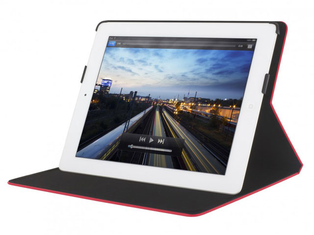 Artwizz SeeJacket Folio Kunstleren Case Hoes voor iPad 2, 3 & 4