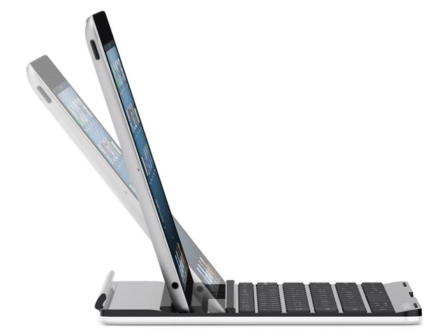 Belkin FastFit Keyboard Case met Smart Functions voor iPad 2, 3 & 4