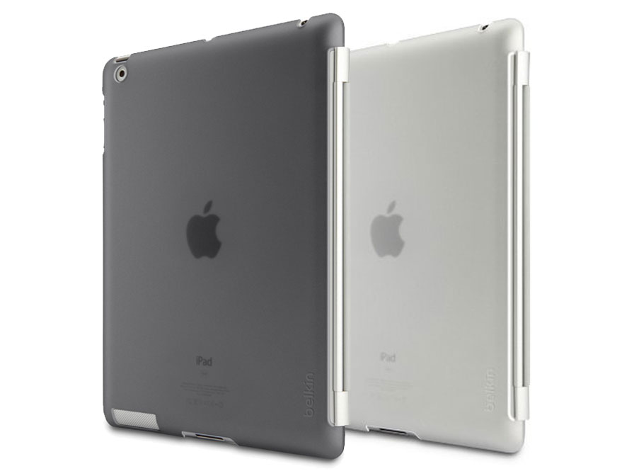 Belkin Snap Shield Secure - Smart Cover Partner Case voor iPad 2/3/4