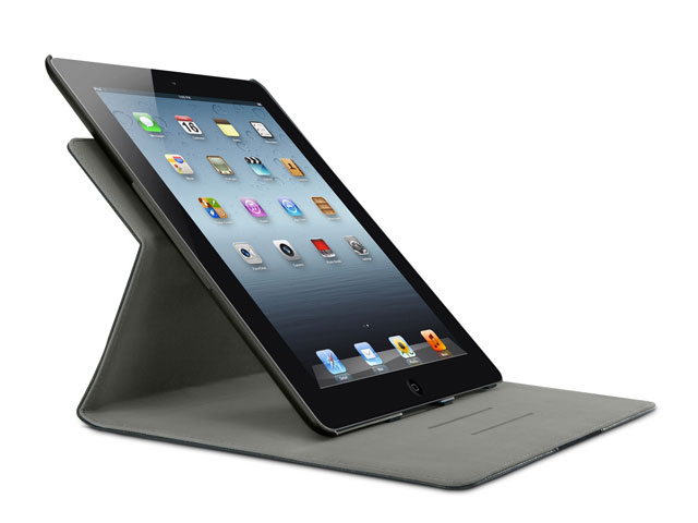 Belkin Cinema Swivel Leather Folio met Stand voor iPad 2, 3 & 4