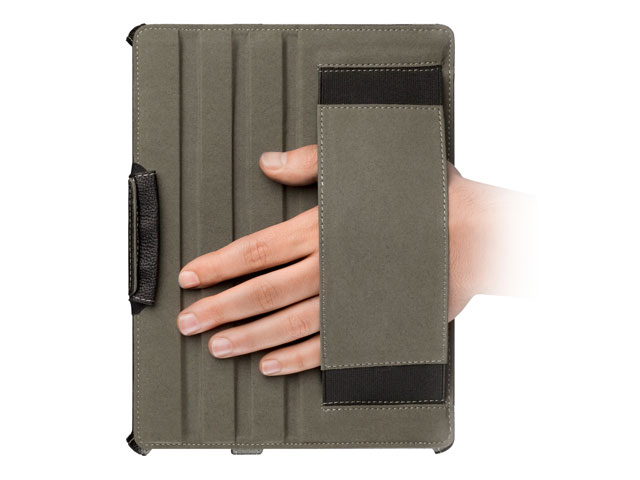 Belkin Starter Kit voor iPad 2, 3 & 4: Fitted Folio Protector, Stylus