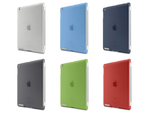 Belkin Snap Shield Smart Cover Compatible Case iPad 2, 3 & 4