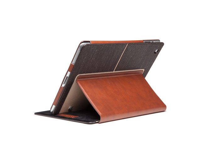 Case-Mate Venture Premium Leather Case voor iPad 2, 3 & 4