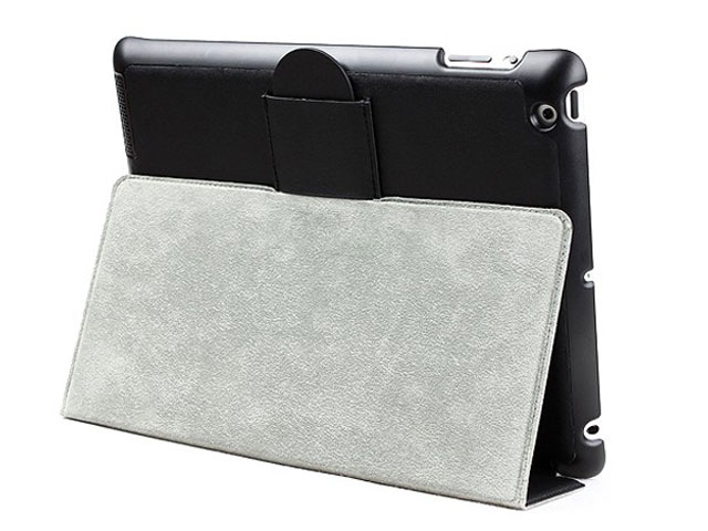 Gecko Kunstleren Work & Media Stand Case voor iPad 2, 3 & 4