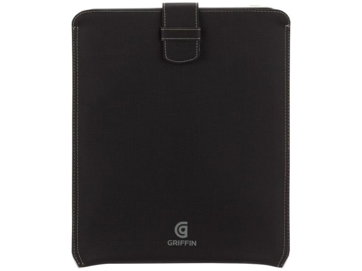 Griffin Elan Sleeve Nylon - iPad 1/2/3/4 Hoesje