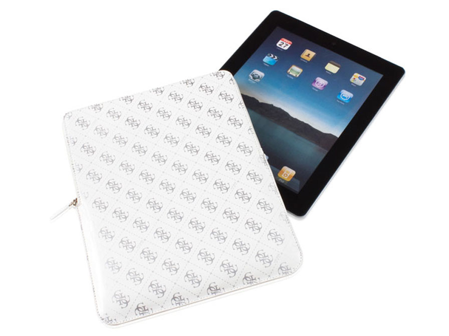 Guess Collection Pouch Sleeve voor iPad en 10 inch tablets