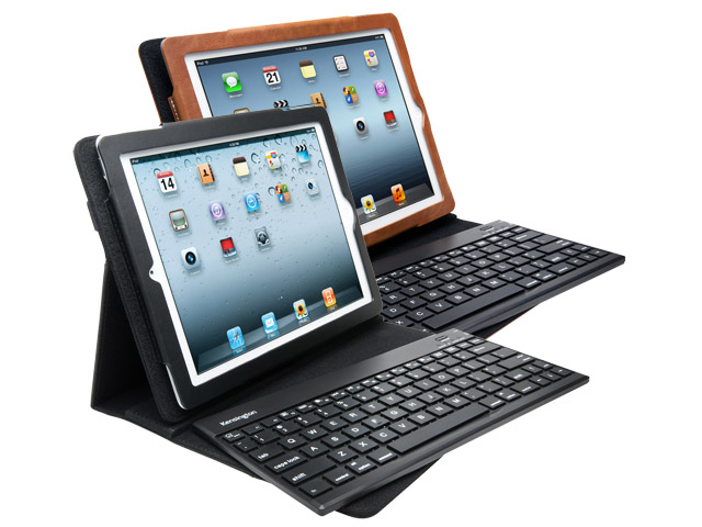 Kensington KeyFolio Pro 2 - iPad 2/3/4 Keyboard Case