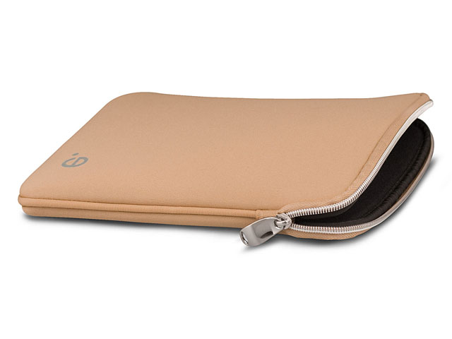 be.ez La Robe Tan Series Sleeve - iPad Hoesje