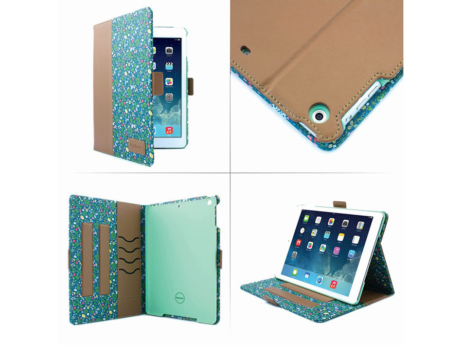 Barbour Julie Dodsworth Case - iPad Air 1/iPad 9.7 Hoes