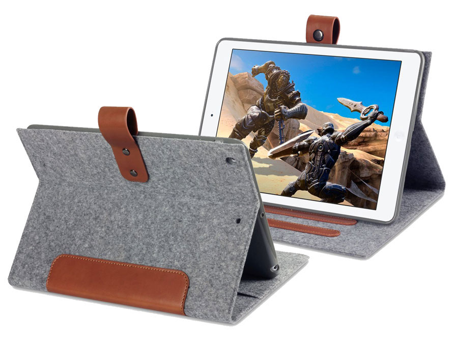 C by Covert Cavalry - Stand Case Hoesje voor iPad Air