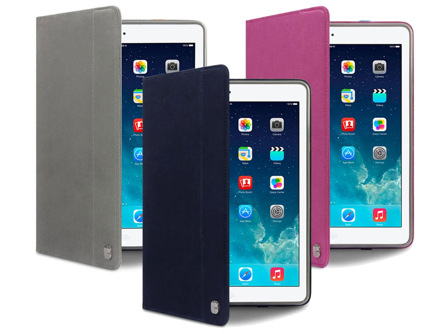 C by Covert Elmwood - Stand Case Hoesje voor iPad Air