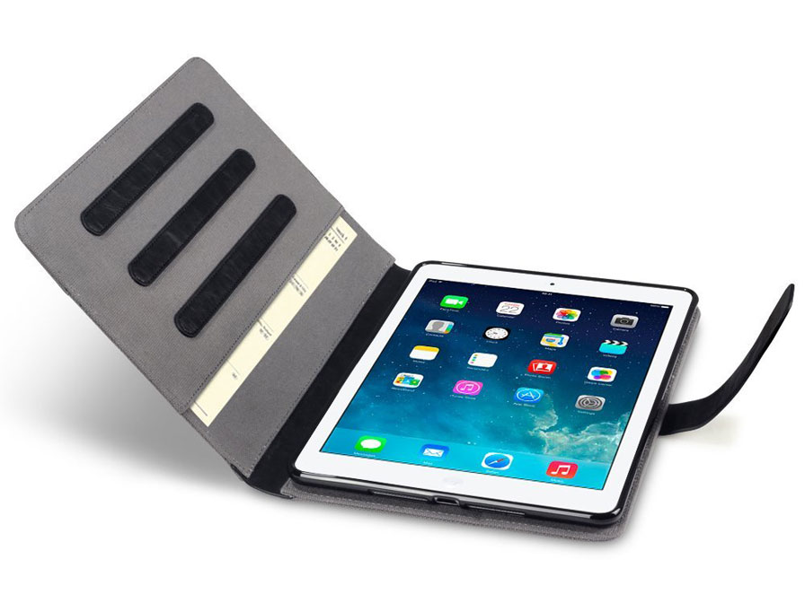 C by Covert Metropolitan - Stand Case Hoesje voor iPad Air