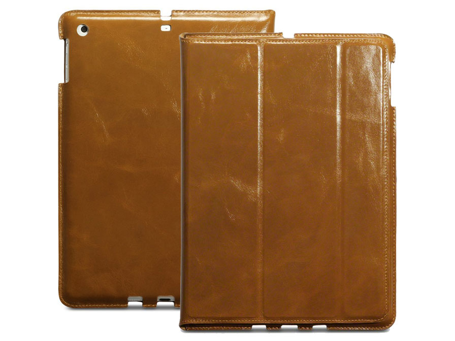 C by Covert Nappali - Leren iPad Air (2) hoesje