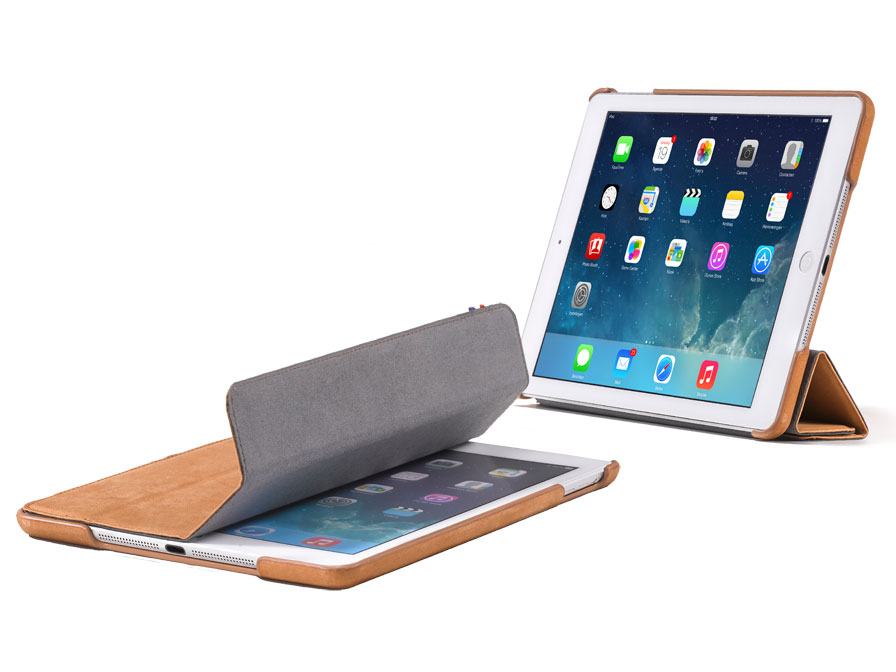 Decoded Vintage Slim Cover - iPad Air 1 hoesje