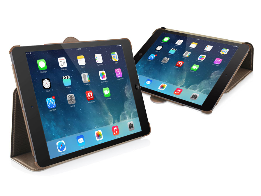 MacAlly BookStand Case - iPad Air 1 / iPad 9.7 hoesje