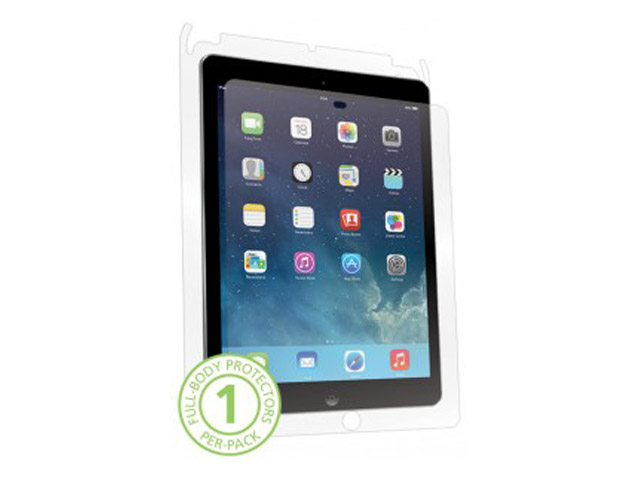 BodyGuardz UltraTough Full Body Gel Protector voor iPad Air