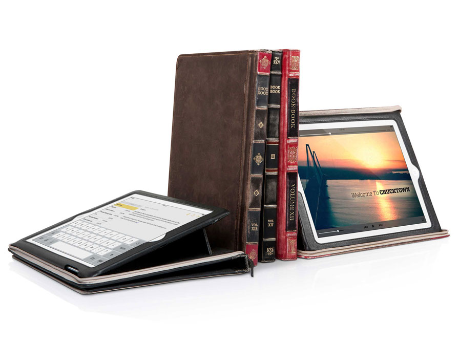Vintage Book Cover For Ipad Air : Twelve south bookbook case ipad air hoesje