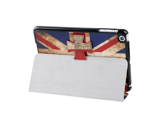 Great Brittain Vintage Flag Case voor iPad mini