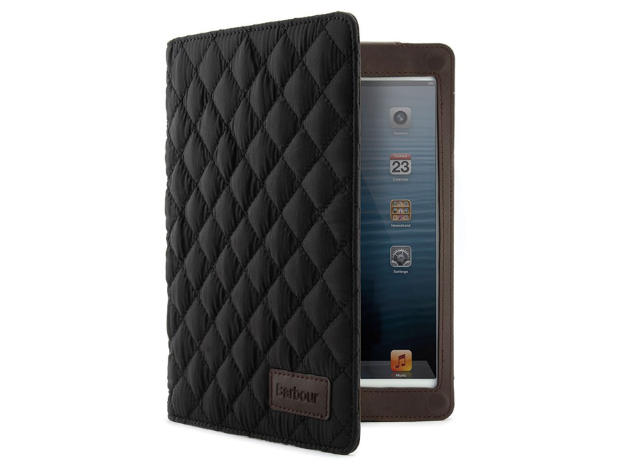Barbour Quilt Folio Case - iPad Mini 1/2/3 Hoesje