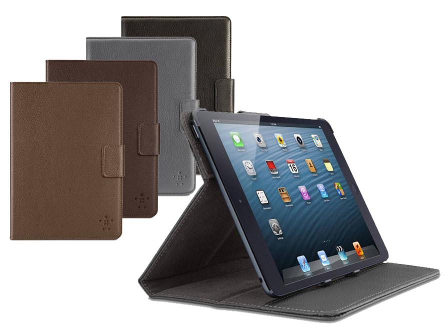 Belkin Echt Leren Cover Met Stand Case Voor Ipad Mini