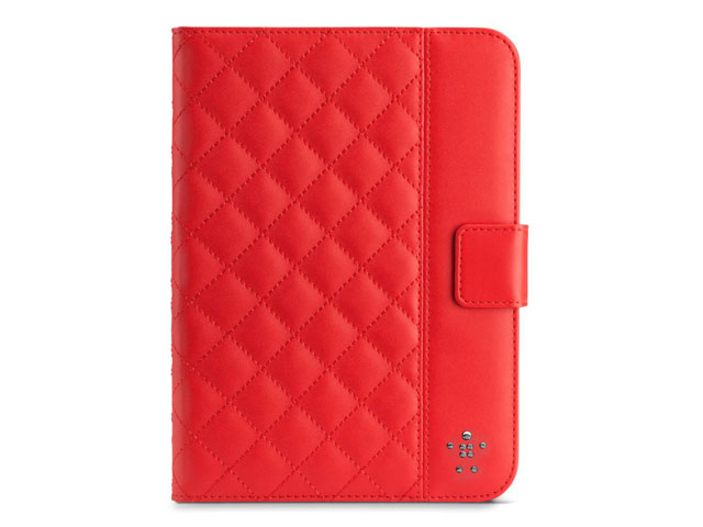 Belkin Quilted Cover met Stand - Case voor iPad Mini