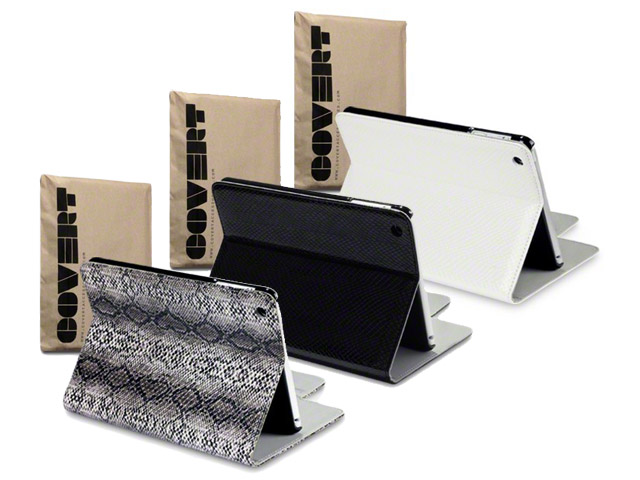 Covert Snake Skin Stand Case Hoesje voor iPad mini