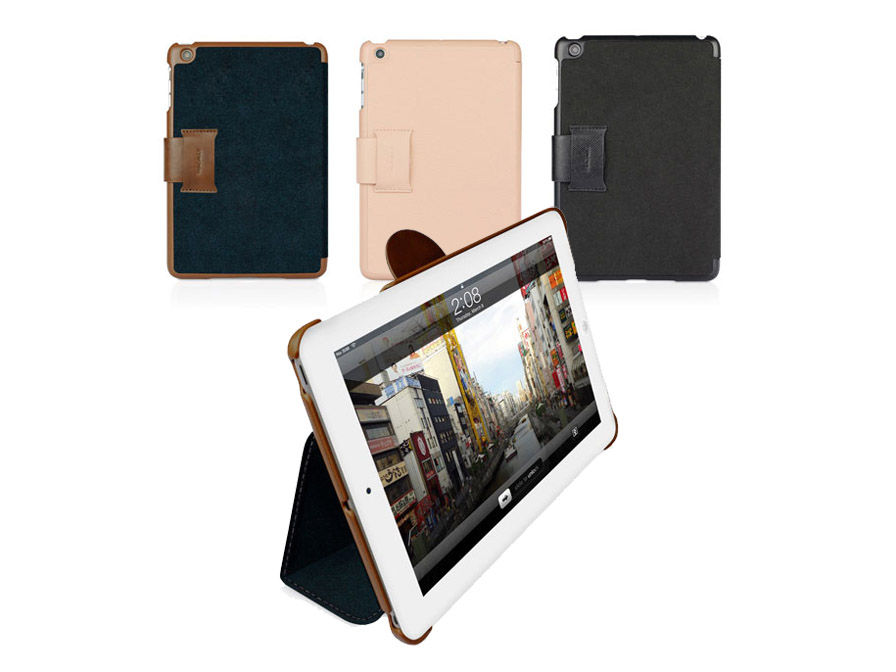 MacAlly Bstand Stand Case - iPad Mini 1 hoesje