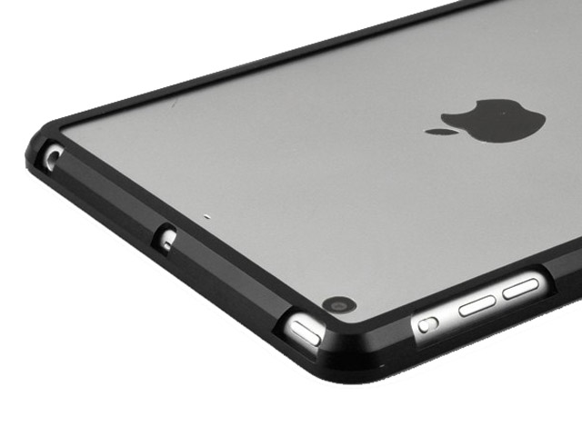 Aluminium Metal Slider Bumper Case voor iPad mini